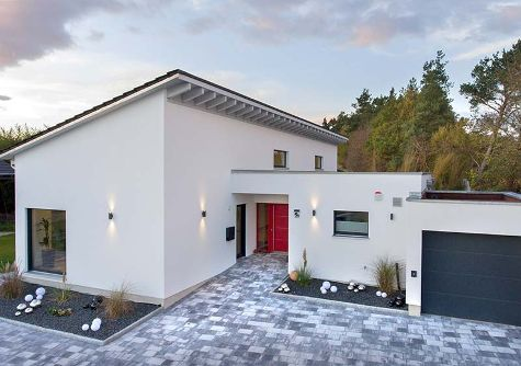 Bungalow bei Ansbach